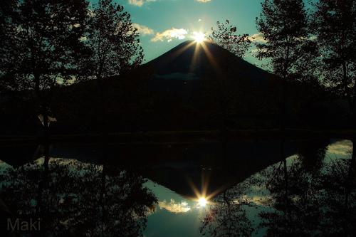 夢占い富士山