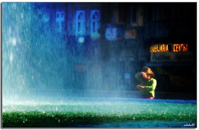 夢占いで雨の意味