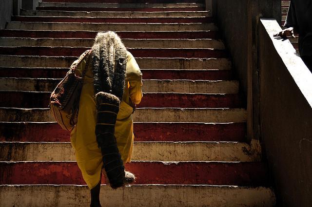 夢占いで階段の意味
