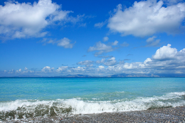 夢占い 海
