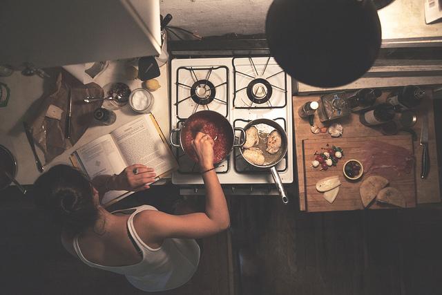 夢占い 料理