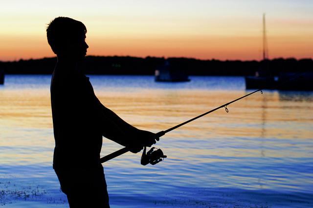 夢占い 釣り