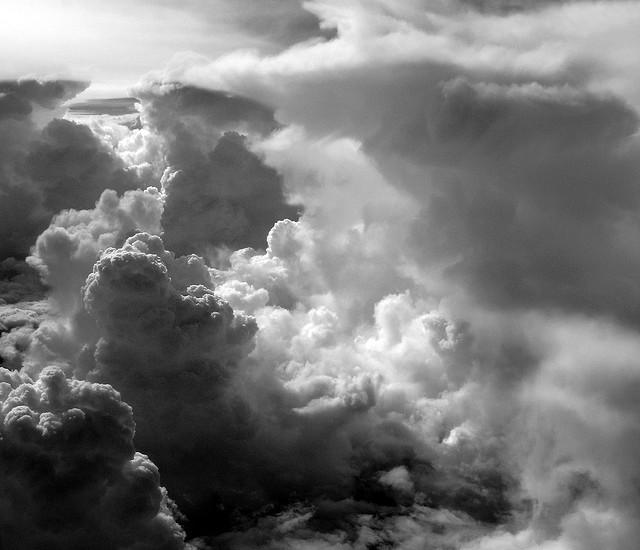 夢占い 雲