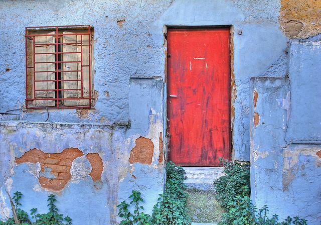 夢占い ドア