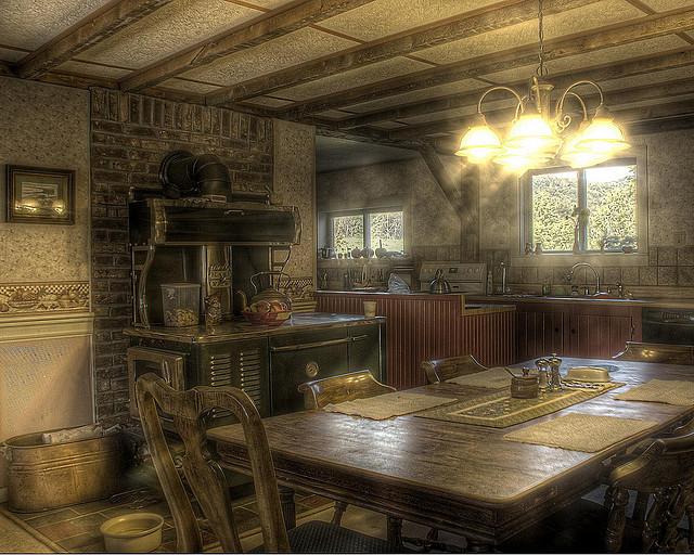 夢占い 台所