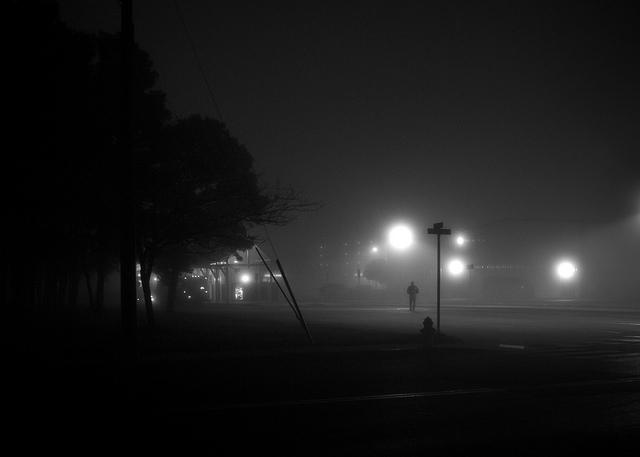 夢占い 暗闇