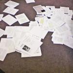 夢占いで紙の意味/解釈は?!あなたの潜在意識を暗示しています。
