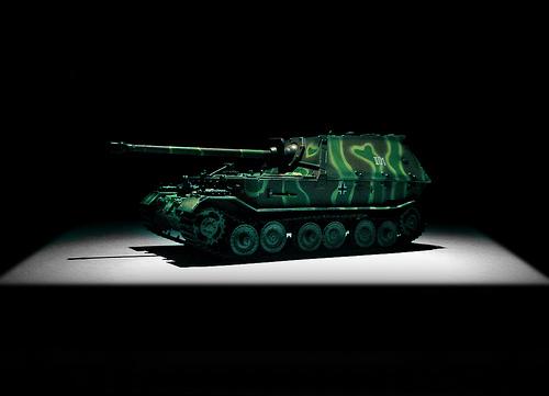 夢占い 戦車