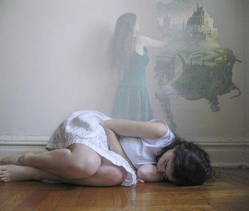 夢占い 夢を見る夢