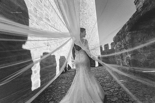 夢占い ウェディングドレス