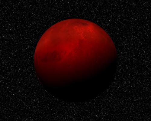 夢占い 火星