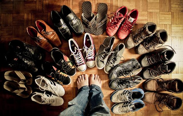 夢占いで靴の意味とは?社会基盤の象徴をあらわしている?!