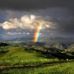 夢占い 虹