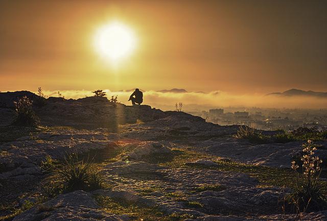 夢占いで太陽の意味/解釈は?!あなたの輝く未来の象徴しています。