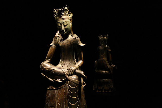 夢占いで仏像・神仏の意味/解釈は?助けて欲しい思いを表します。