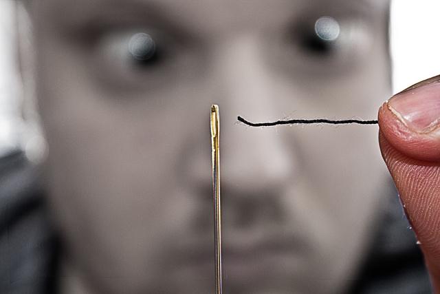 夢占いで針の意味/解釈は?!気になる何かがある事を表しています。