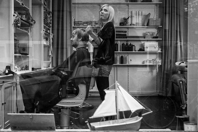 夢占い 美容院