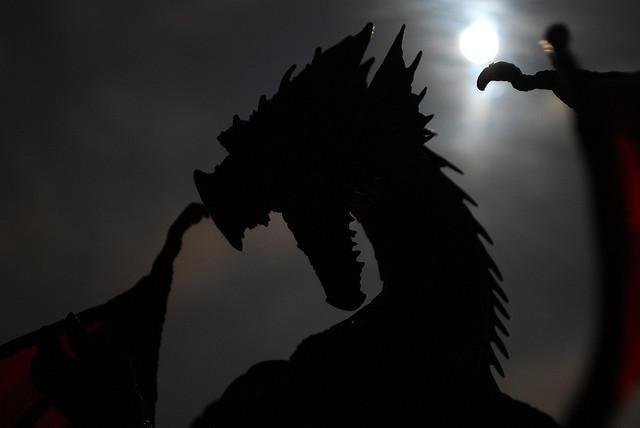 夢占いで龍の意味/解釈は?!潜在エネルギー・能力を意味します。