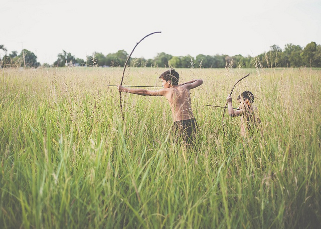 夢占いで弓矢の意味/解釈は?!目標への意識を象徴しています。