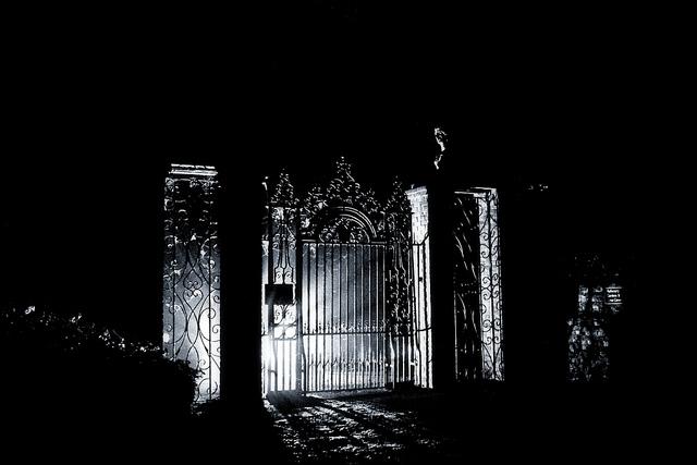 夢占い 門