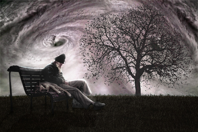 夢占いでホームレスの意味/解釈は?!福を呼ぶ人として現れているのかも?