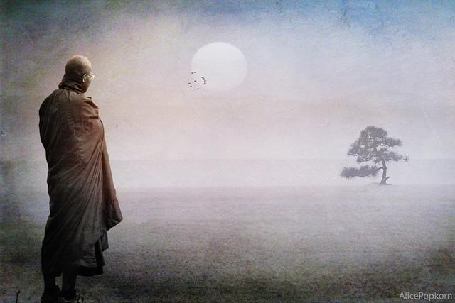 夢占いでお坊さんの意味/解釈は?!死・精神的援助を意味します。