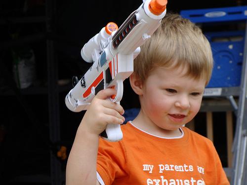 夢占いで銃の意味/解釈は?!男性的なものを象徴します。