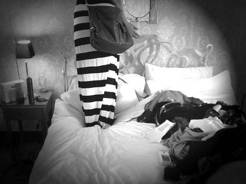 夢占い スカート
