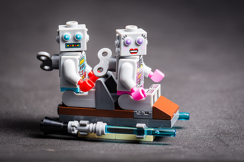 夢占いでロボットの意味/解釈は?!消極的な生き方を表しています。