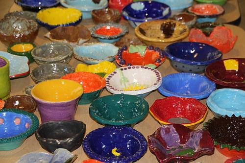 夢占い 陶器