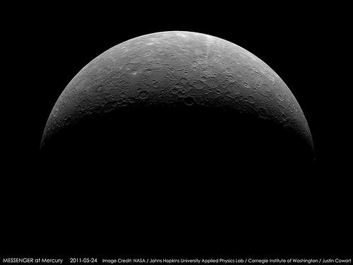 夢占いで水星の意味/解釈は?!知性を表しています。