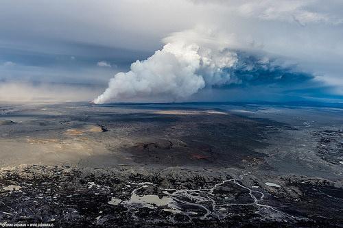 夢占いで噴火の意味/解釈は?!負の感情を表しています。
